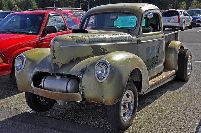 1941 Willy's Pickup Truck