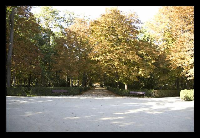 Parque del Buen Retiro @Madrid