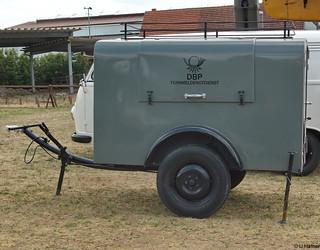 1959 Anhänger DBP Fernmeldenotdienst _a
