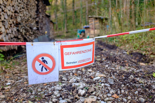 Danger Zone in Oberau | by Oberau-Online