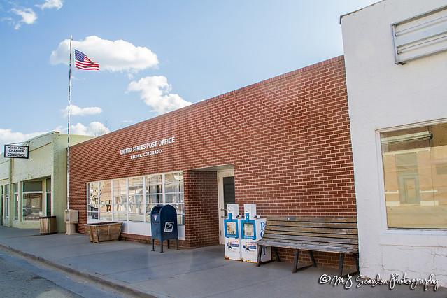 US Post Office   Walden, Colorado 80480
