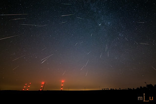 Perseids 2015 - Compilation 1 (Clean Version) | by mLu.fotos