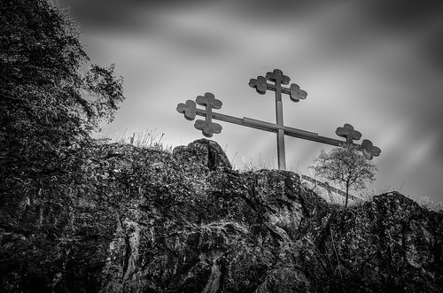 Up To The Cross