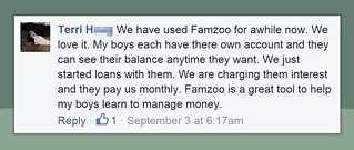 Famzoo is a great tool to help my boys learn to manage money. | by FamZoo