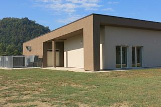 Inaugurazione nuova scuola di Monteveglio (BO)