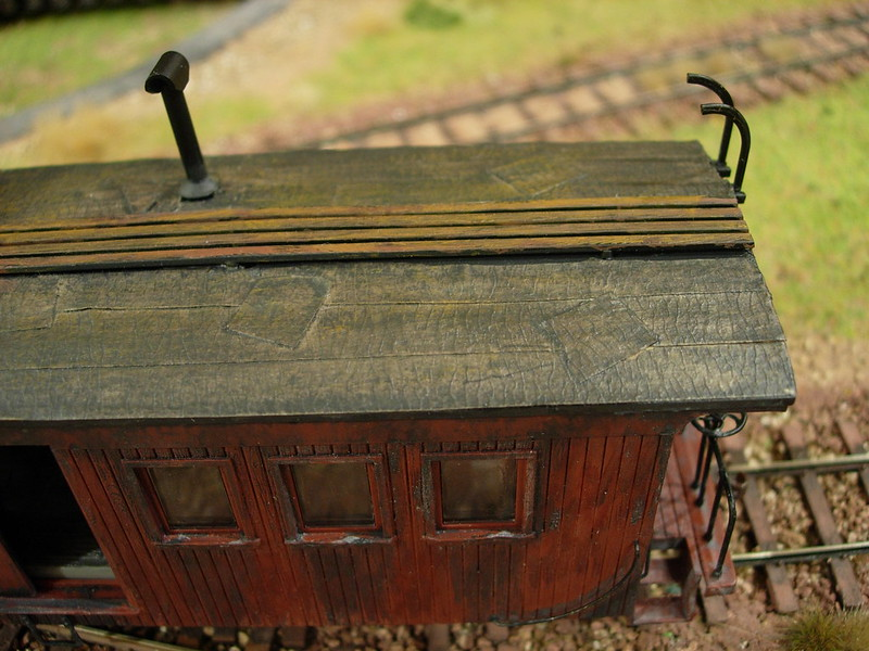 Roundhouse - 1:48 Scale Build - Scratch-Building