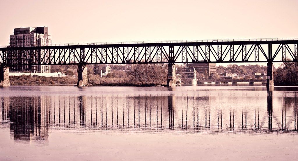 Bridge & River