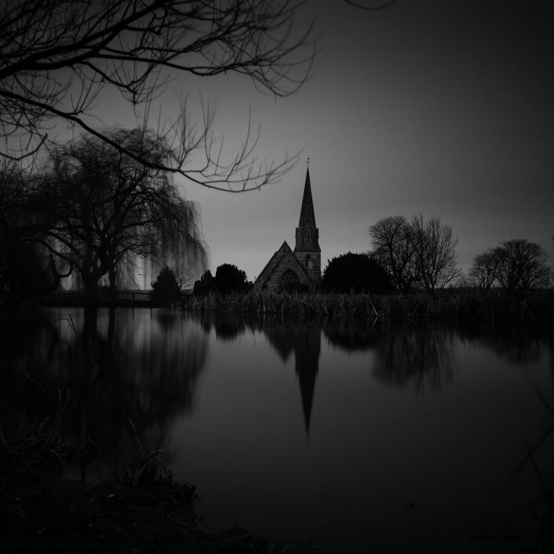 Fourth runner-up: Tony Sellen, Saint Paul's Church, Chigwell (Moody Church, Weeping Willow)