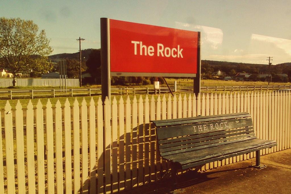 The Rock, N.S.W by Shawn Stutsel