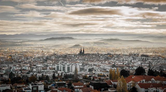 Clermont-Ferrand.