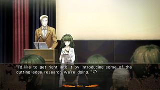 Steins;Gate 0 | by PlayStation.Blog