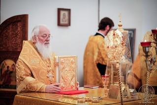 Литургия в Спасском соборе 350