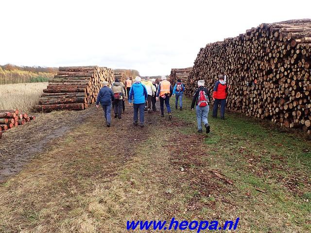 2016-11-16    3e Rondje-WolfHeze   25 Km  (153)