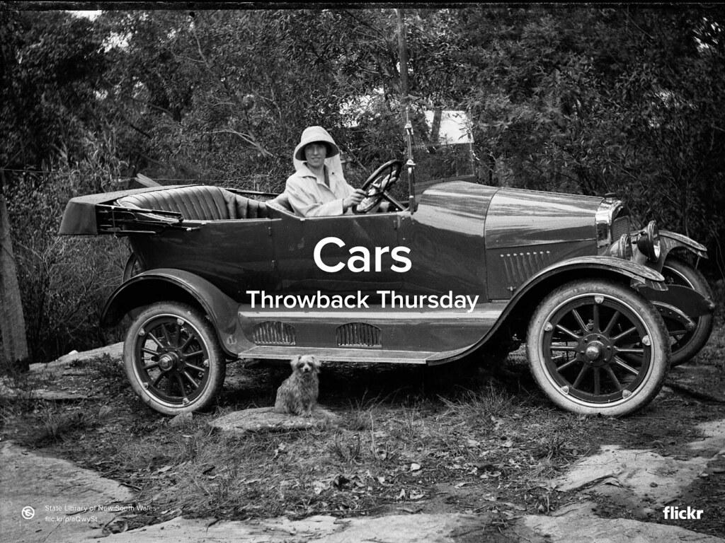 Throwback Thursday: Cars
