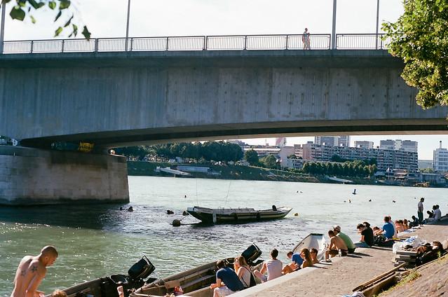 Sommertag in Basel