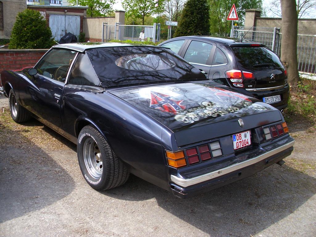 Chevy Monte Carlo 2015 >> Chevrolet Monte Carlo 1979 Krefeld 2015 Converted To A W