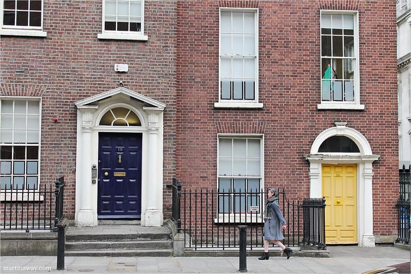 Pretty doors, leggende irlandesi