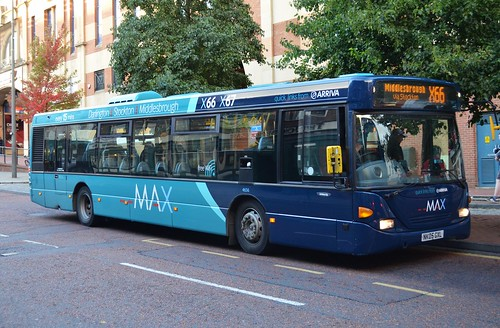 Arriva North East: 4656 / NK05GXL | by Jimmi's Transport Photos