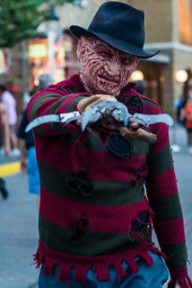 HHN25 All Nite Die In Color Cast Freddy | by hhn_dollfie