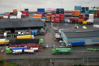 Oslo: Bring Logistics Skur 75
