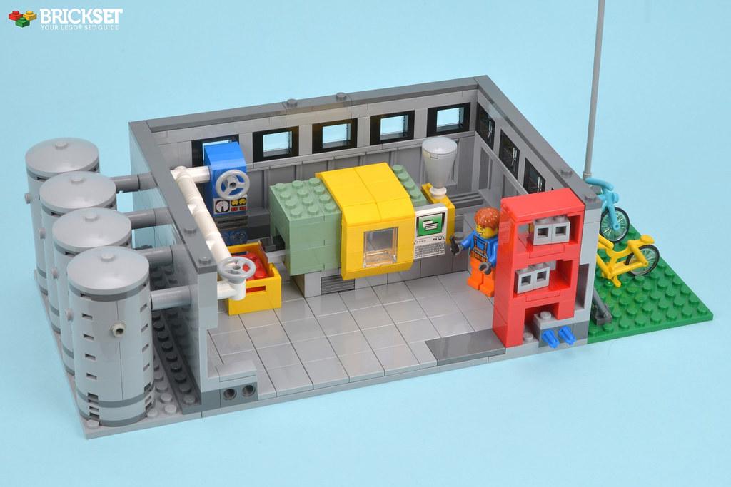 LEGO Factory Playset on Brickset com!   Huw from Brickset wa