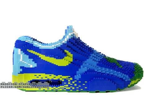 Nike Doerbecher Freestyle 2016 LEGO shoe