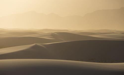 Sunset, White Sands National Monument