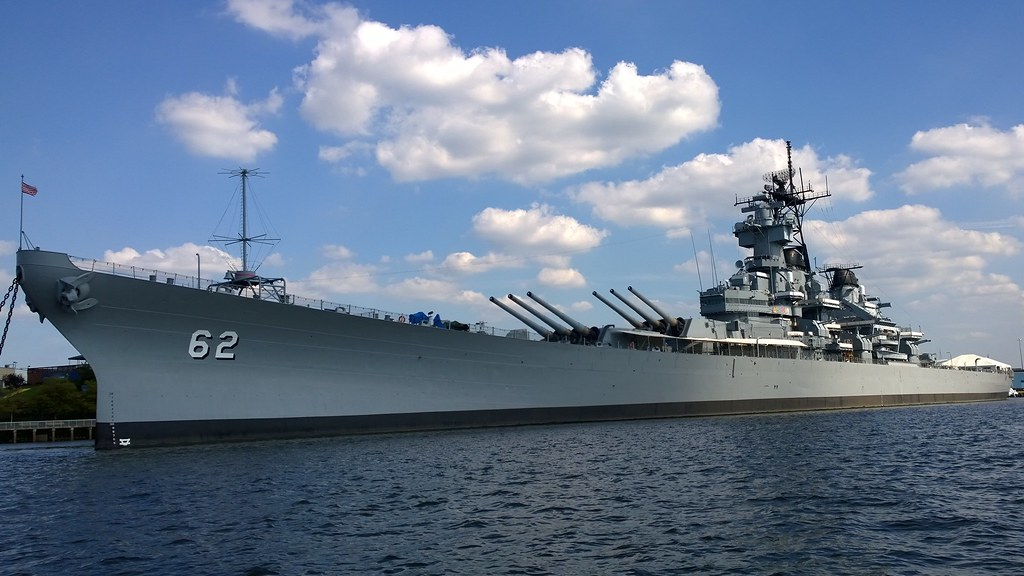New Jersey Battleship Museum