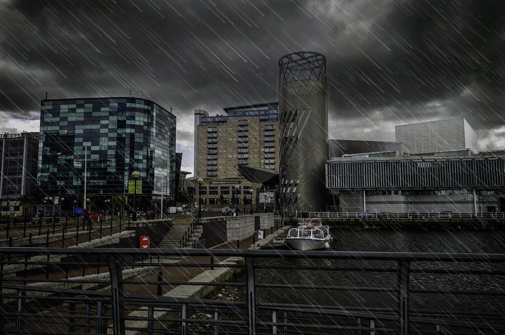 Typical Manchester weather | Tim Glidden | Flickr