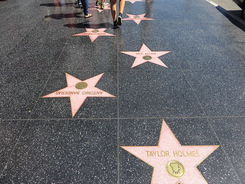 Hollywood Walk of Fame, Hollywood, California | by Ken Lund