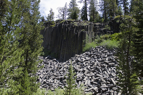 california usa mountains west monument landscape outdoors us tour hiking devils nevada sightseeing columns tourist hike sierra national western geology eastern rugged basalt postpile geologic