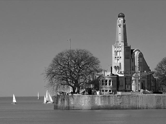 Yacht Club Argentino Lighthouse