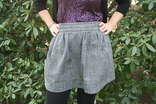 Brumby Skirt pattern by Megan Nielsen | by patternandbranch