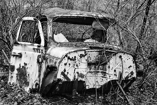 Abandoned truck | by chrism229