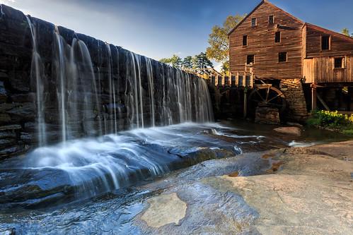 yatesmill nc photowalk raleigh unitedstates wwpw2016 travel waterfall smooth mill