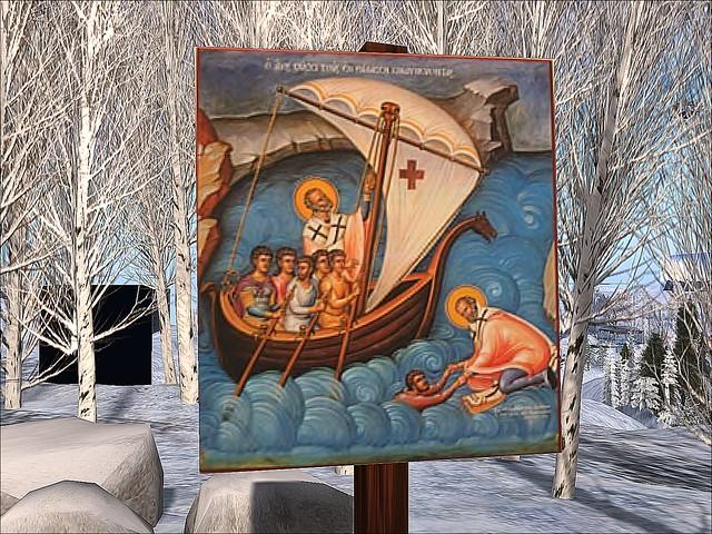 St George Orthodox Church - St Nicholas Patron of Mariners