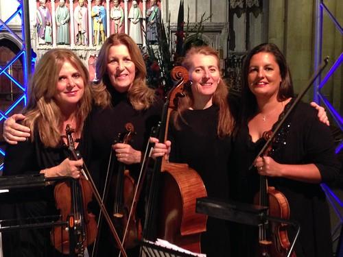 BQWomen8 | by Bergersen Quartet
