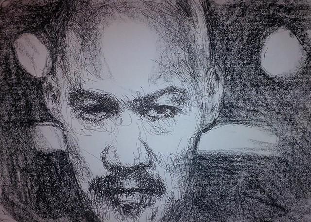 pen portrait - errolson