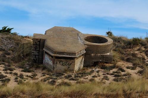 Le Bois Plage en Ré, vestiges seconde guerre mondiale