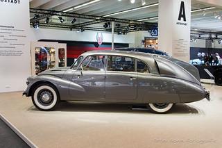 Tatra 87 - 1945