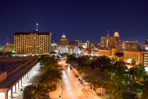 city longexposure travel night sanantonio landscape photography cityscape texas nikond5300