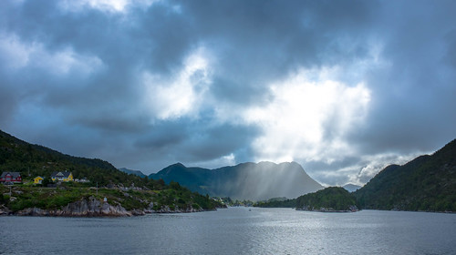 Rain in the Fjords | by Peter.Braden