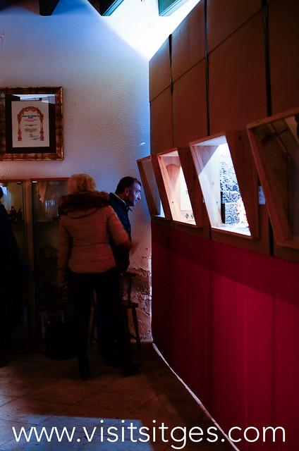 26ª Exposició de diorames del Grup Pessebrista de Sitges