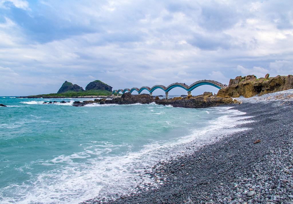 三仙台海灘