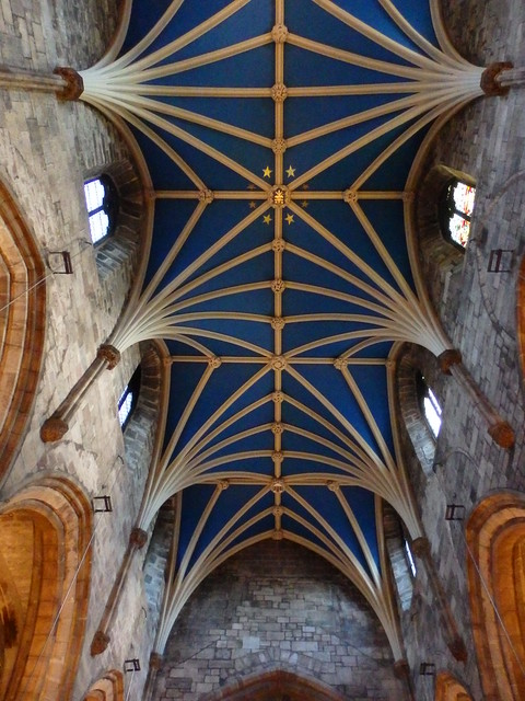 Ceiling, St. Giles Cathedral