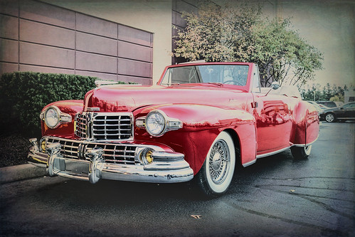 2016 indianapolis october 1948 lincoln continental cabriolet ii