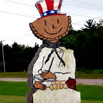 Uncle Sam, the Pasty Man