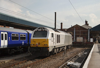 67012 Doncaster 11/09/2015 | by Flash_3939