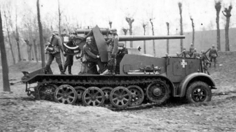 """Sd.Kfz 8 - """"Bunkerknacker"""""""