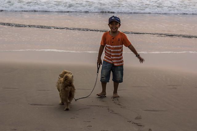 La playa de kuta
